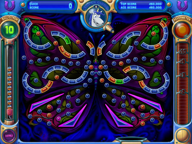 Play Peggle Nights