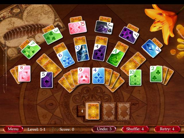 Play Heartwild Solitaire