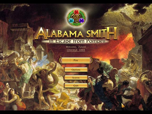 Play Alabama Smith - Escape from Pompeii
