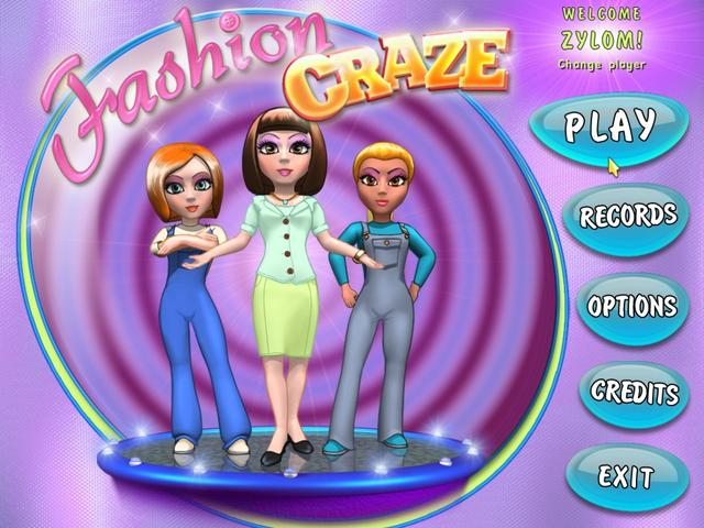 Play Fashion Craze