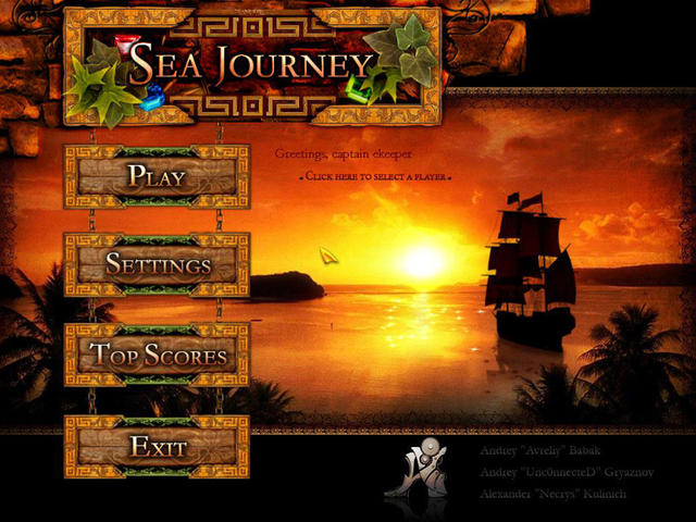 Play Sea Journey