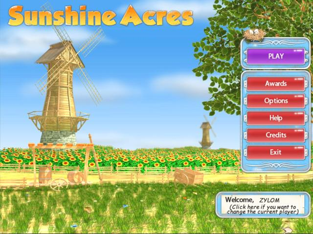 Play Sunshine Acres