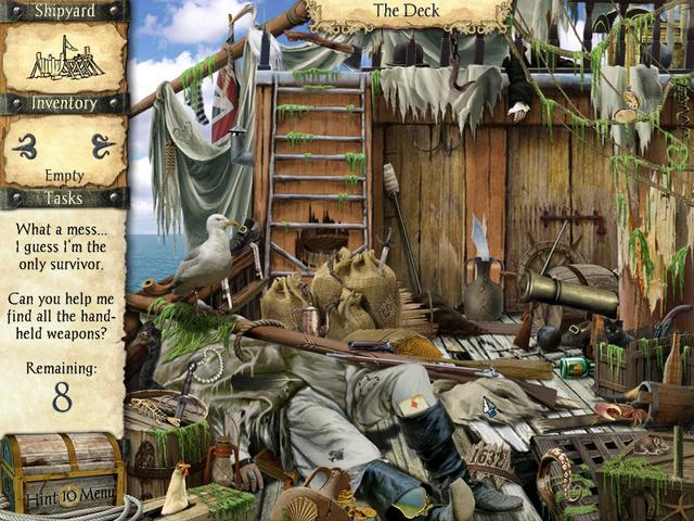 Play Adventures of Robinson Crusoe
