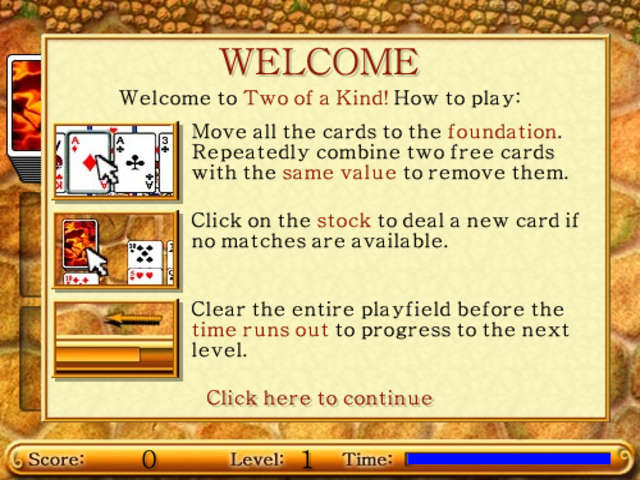 Play Two of a Kind Classic