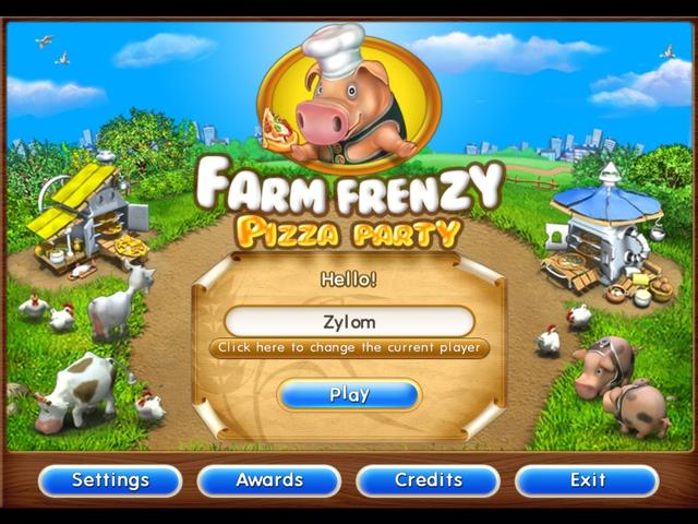 Play Farm Frenzy - Pizza Party!