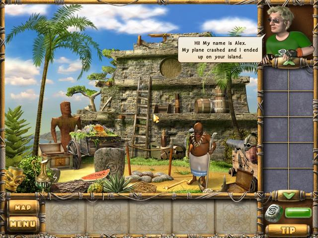 Play The Treasures of Mystery Island