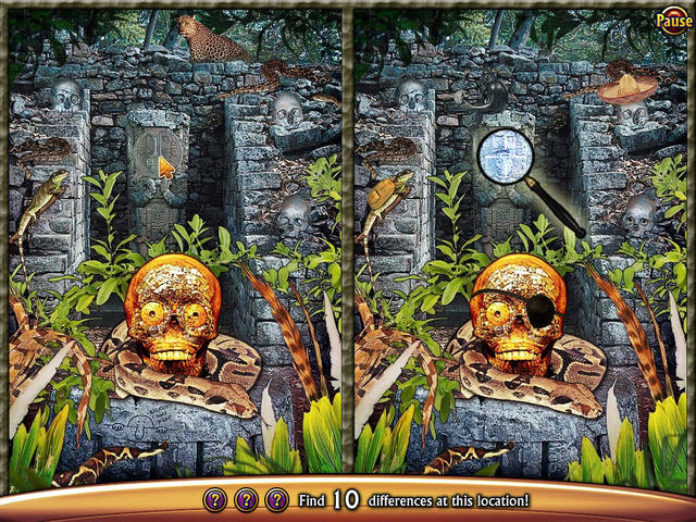 Play Hide & Secret 2 - Cliffhanger Castle