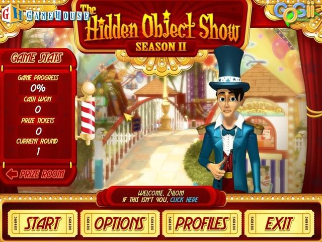 Play The Hidden Object Show Combo Pack