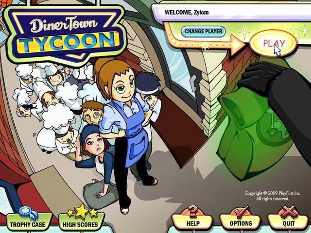 Play DinerTown Tycoon