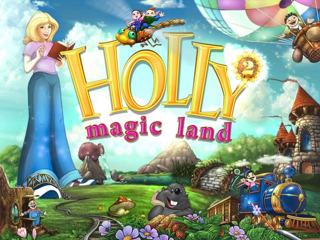 Play Holly 2 - Magic Land