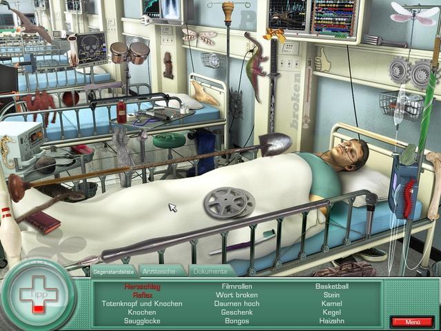 krankenhaus spiele kostenlos