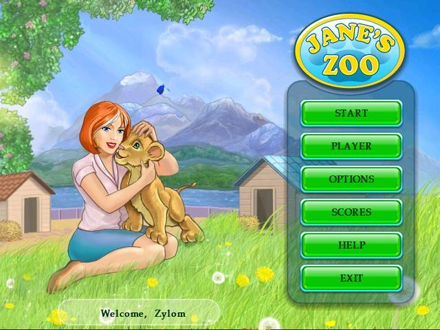 Play Jane's Zoo