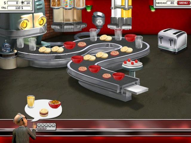 Jeux de cuisine les jeux de cuisine gratuits sont sur for Je de cuisine gratuit