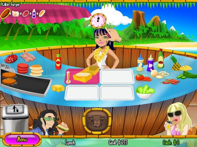 Play Burger Island 2 - The Missing Ingredient