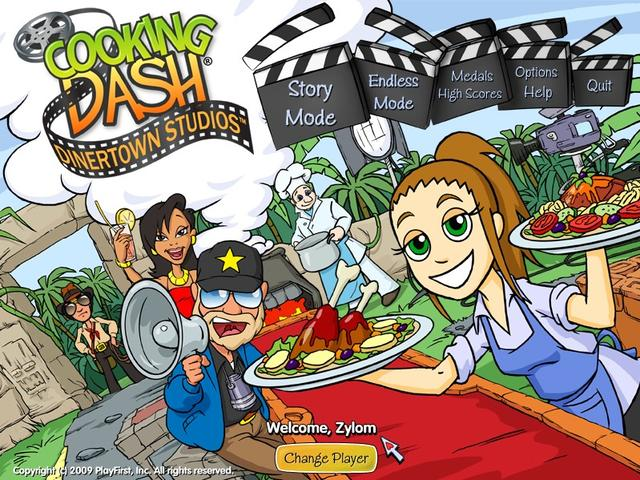 Play Cooking Dash 2 - DinerTown Studios