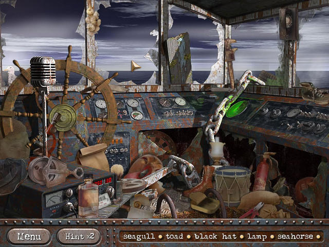 Play Margrave Manor 2 - The Lost Ship