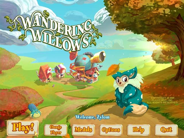 Play Wandering Willows