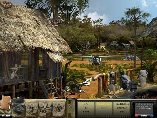 Play Nat Geo Games - Lost City of Z