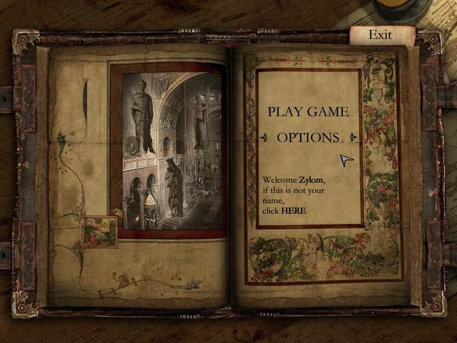 Play Book of Legends