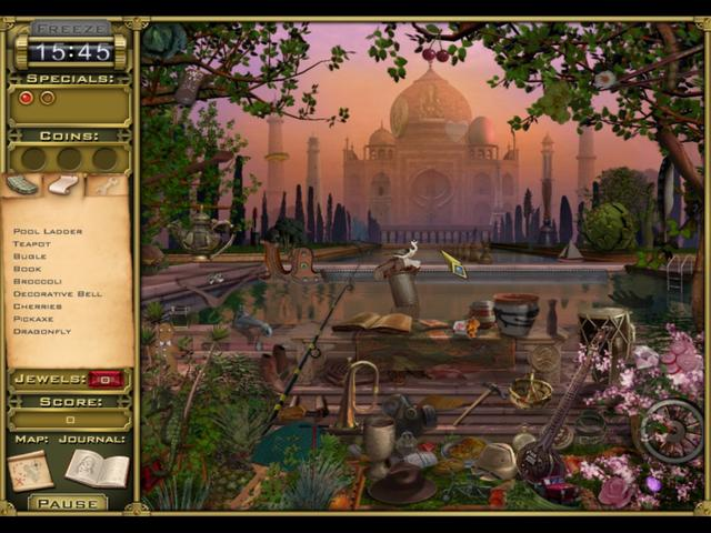Play Jewel Quest Mysteries - Trail of the Midnight Heart