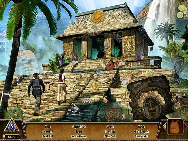 Play Hide & Secret 3 - Pharaoh's Quest