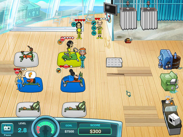 Play Fitness Dash