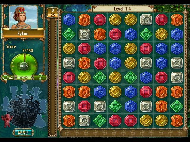 Play The Treasures of Montezuma 2
