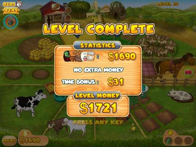Farm Mania 2 Gamehouse