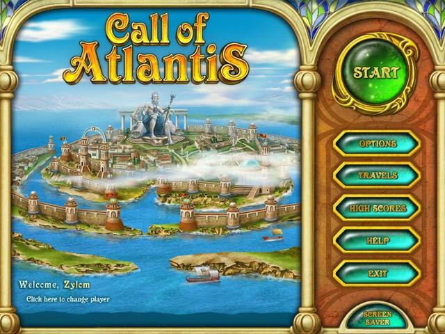 Call of Atlantis Online Free Game  GameHouse