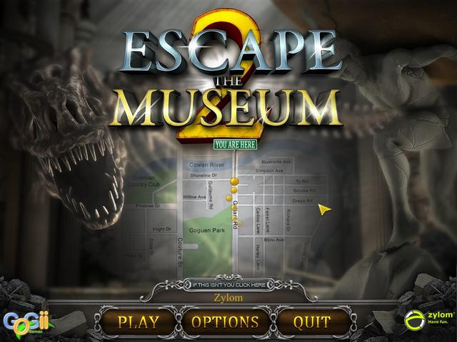 Play Escape the Museum 2