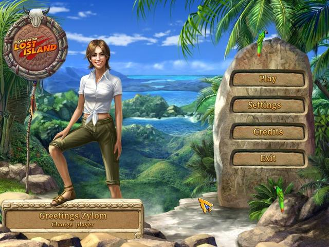 Play Escape from Lost Island