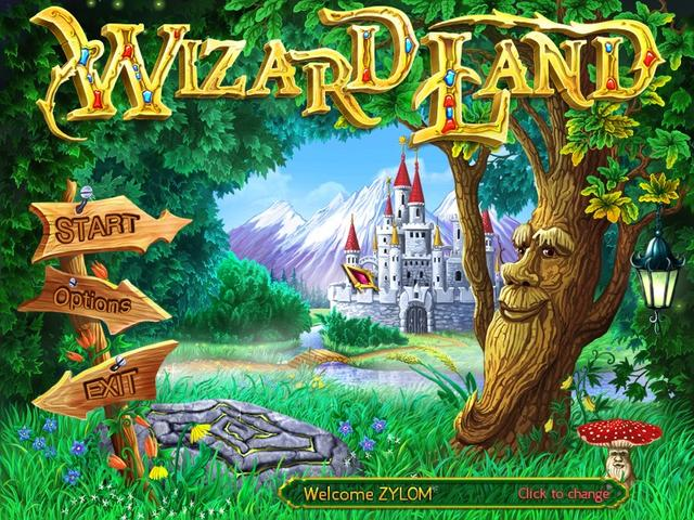 Play Wizard Land