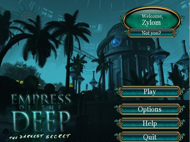 Play Empress of the Deep - The Darkest Secret