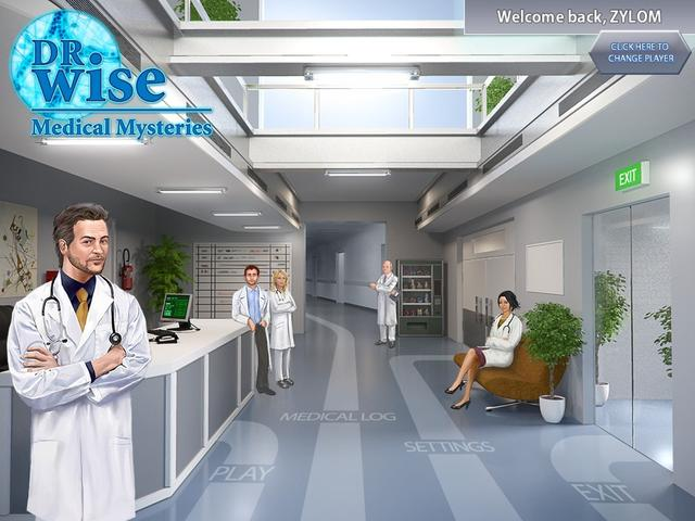 Play Dr. Wise - Medical Mysteries