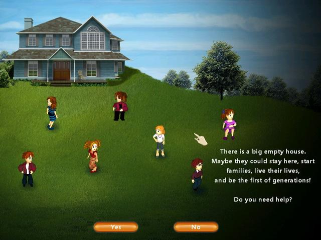 Play Virtual Families