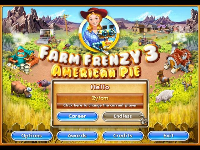 Play Farm Frenzy 3 - American Pie