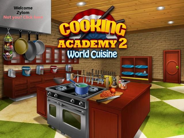 Play Cooking Academy 2