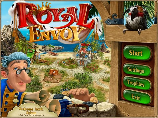 Play Royal Envoy