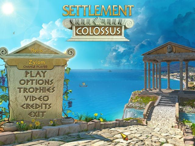 Play Settlement - Colossus