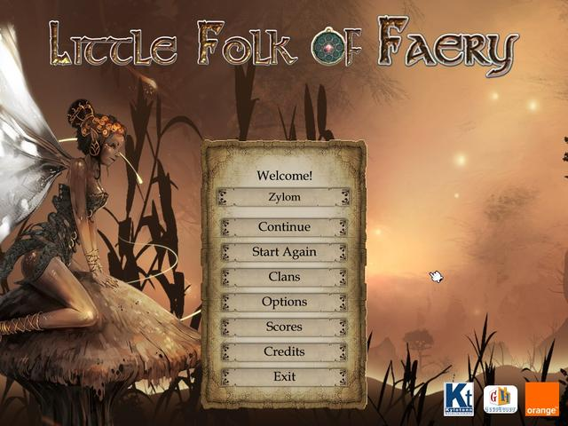 Play Little Folk of Faery