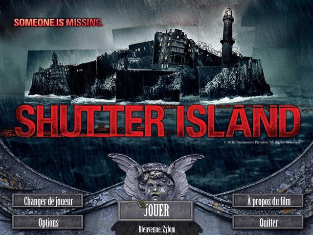 Shutter Island FR Jeu