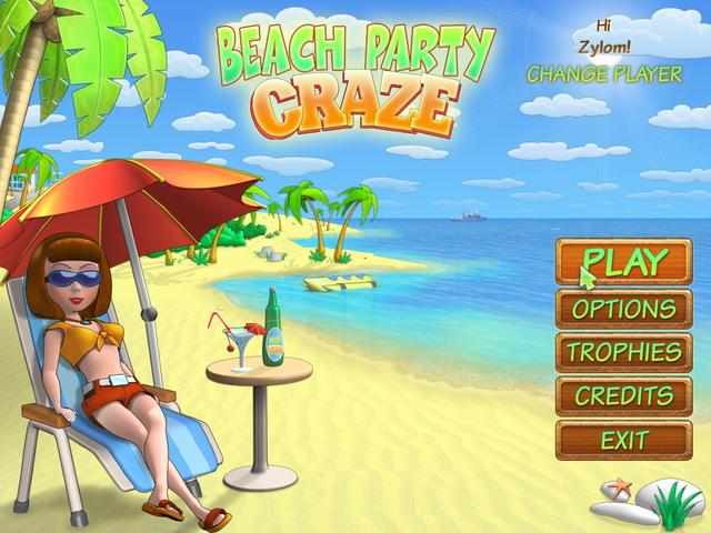 flirting games at the beach house game online download