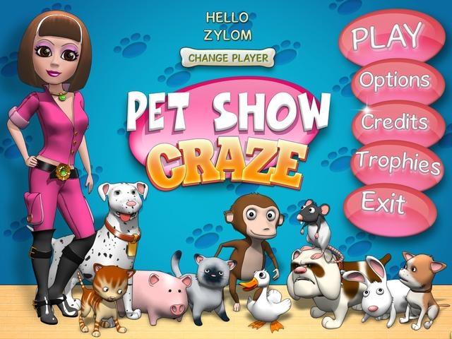 Play Pet Show Craze
