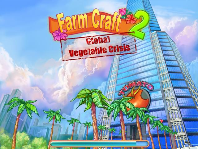 Play Farm Craft 2 - Global Vegetable Crisis
