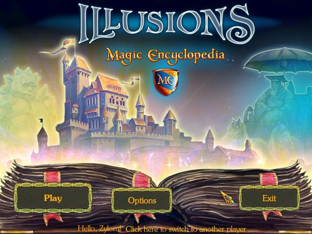 Play Magic Encyclopedia - Illusions