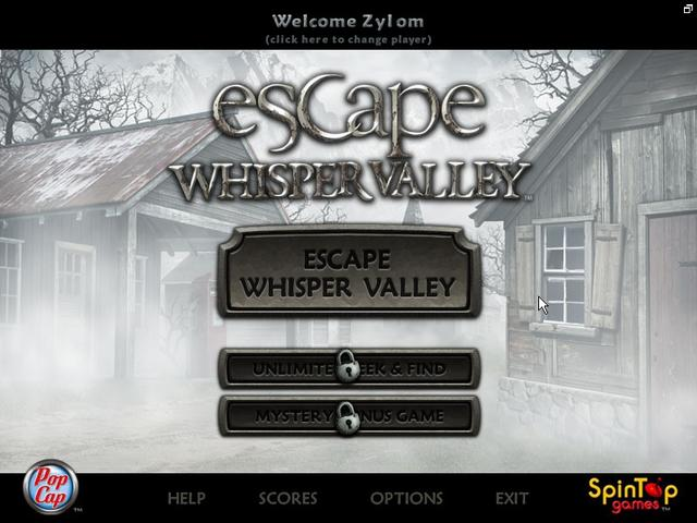 Play Escape Whisper Valley