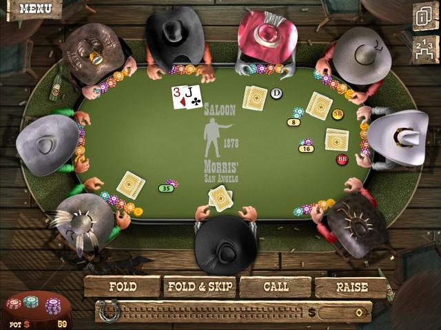 poker online game