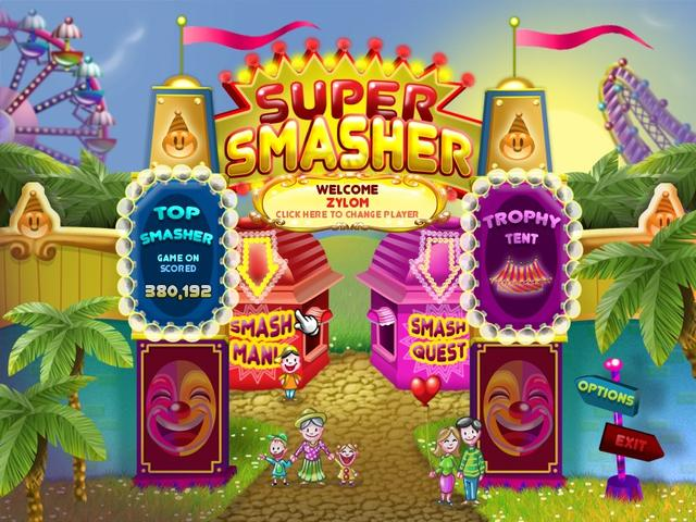 Play Super Smasher