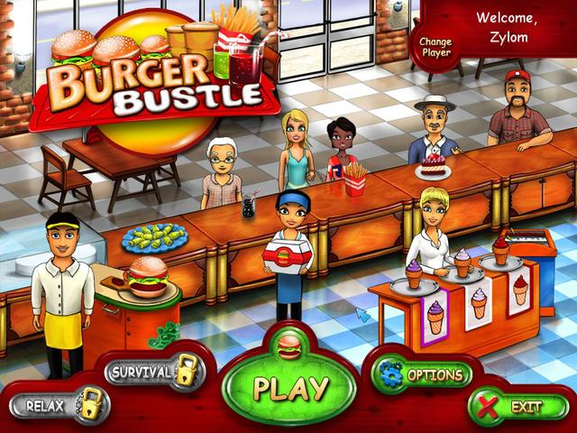 game online burger