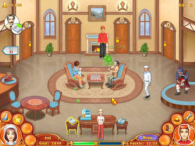 Play Jane's Hotel Mania